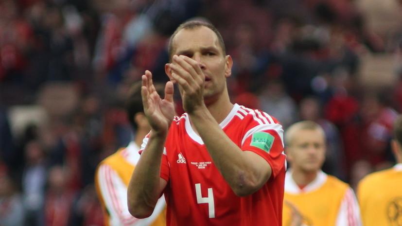 Газзаев считает, что Игнашевич и Жирков должны стать тренерами, чтобы передать свой опыт молодым игрокам