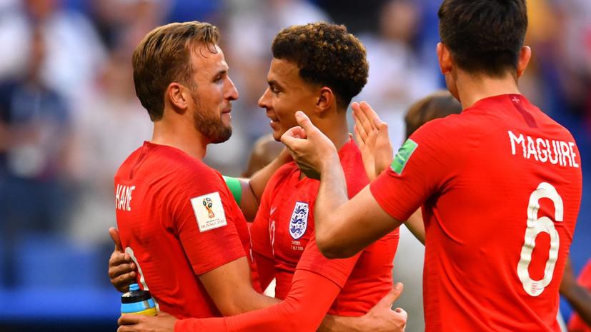 Газзаев назвал фаворита матча 1/2 финала ЧМ-2018 Хорватия — Англия