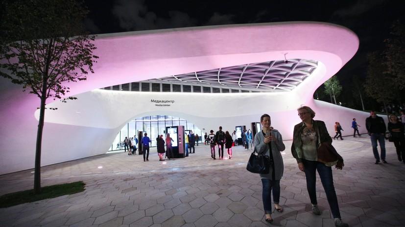 Концертный зал в парке «Зарядье» откроют выступлением Анны Нетребко в День города