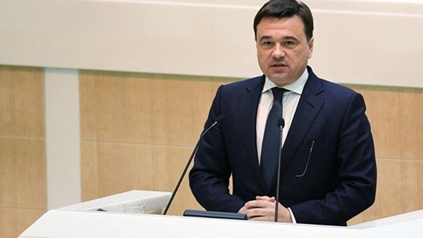 Губернатор Подмосковья рассказал о службе в армии