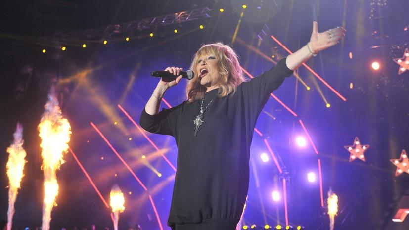 Пугачёва заявила, что до недавнего времени специально не слушала свои песни