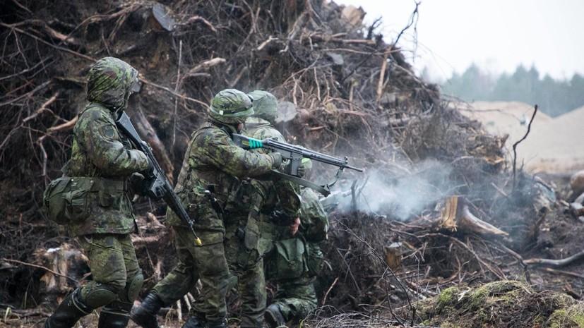 Риторика специального назначения: что стоит за заявлениями о готовности Эстонии отразить «нападение» России