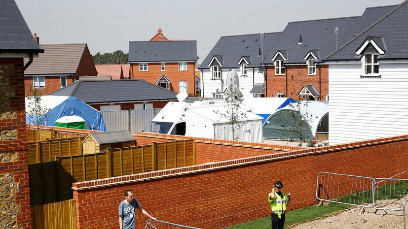 Власти Британии выделили £5 млн графству Уилтшир после инцидентов с отравлениями