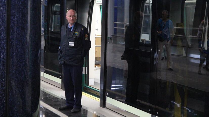 В Петербурге начали разработку новых вагонов метро