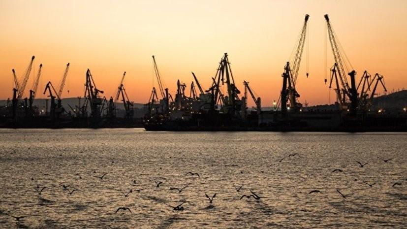 В Госдуме ответили на предложение Украины ввести санкции против российских портов