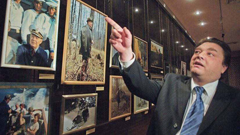Внука Леонида Брежнева похоронят в российской столице