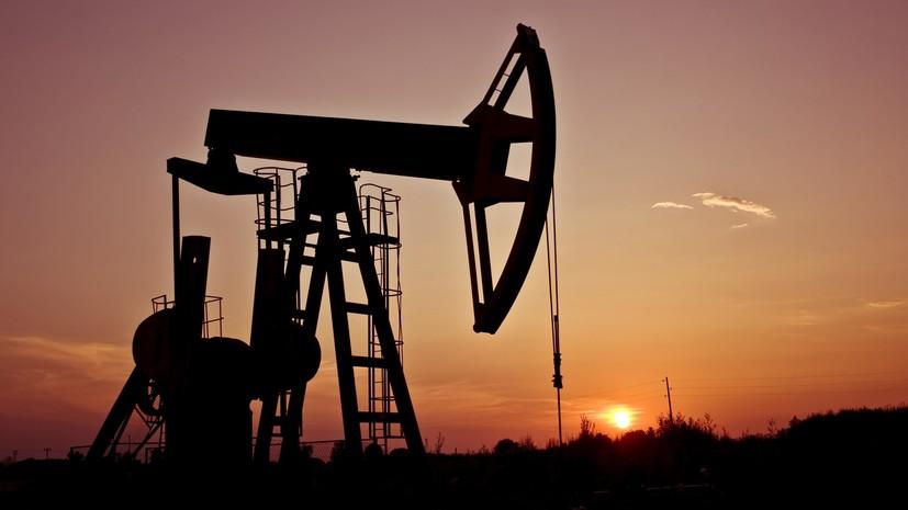 Нефть марки WTI вслед за Brent подешевела более чем на 3%