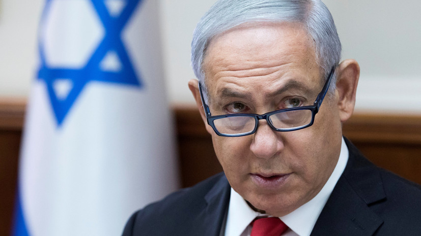 Нетаньяху заявил что переговоры с Россией дают возможность повысить безопасность на Ближнем Востоке