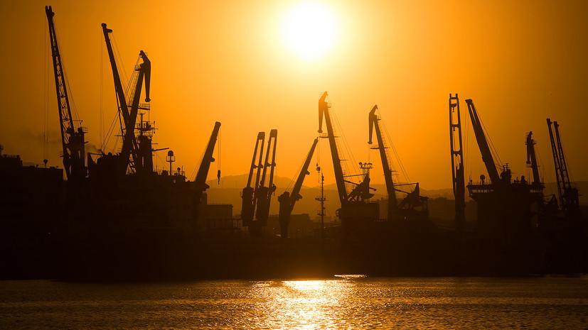 «Очередная пустышка»: как в РФ отреагировали на предложение Киева ввести санкции против российских портов в Чёрном море