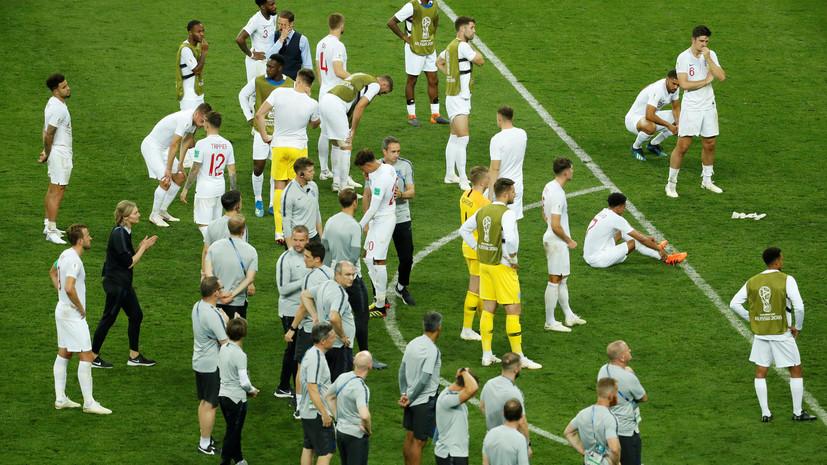 Экс-капитан сборной Англии обратился к национальной команде на ЧМ-2018