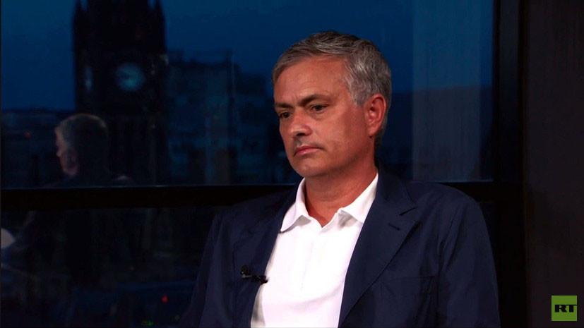 «Хотел бы поучаствовать в ЧМ как тренер»: Моуринью о планах на будущее, проигрыше Англии и шансах Хорватии в финале