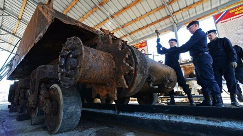Восстановленный танк «Шерман» на своём ходу покинул ангар в Приморье