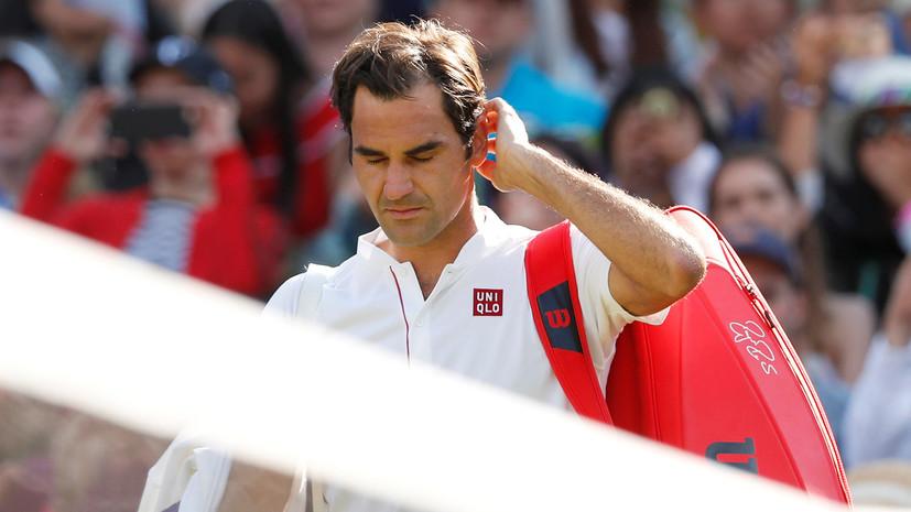 Надаль: невозможно побеждать всегда, даже если ты Роджер Федерер