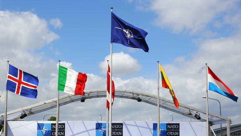Президент Румынии заявил, что на территории страны будет размещён командный центр НАТО