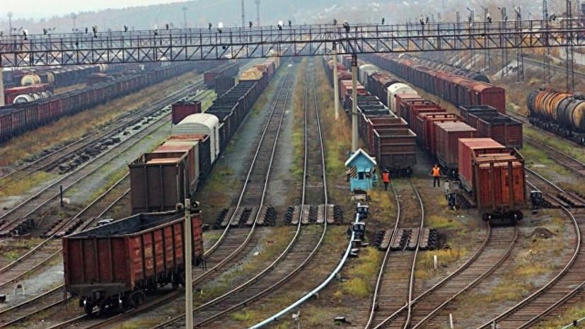 Транспортная прокуратура начала проверку по факту схода вагонов поезда с рельсов в Карелии