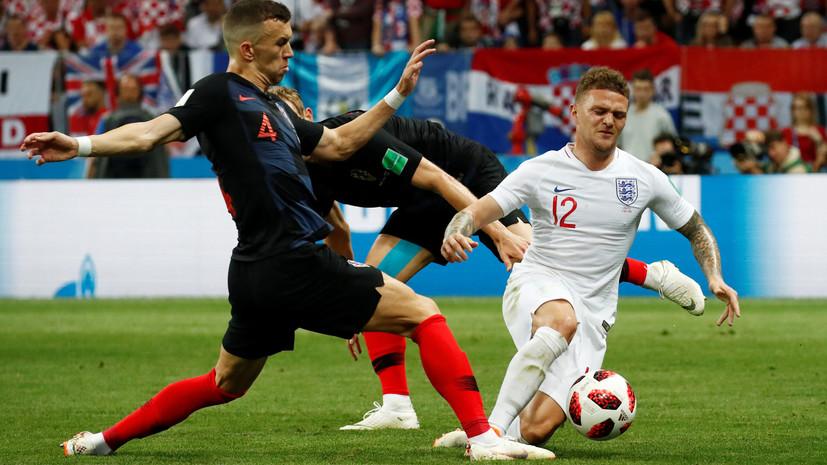 СМИ: Три футболиста сборной Англии могут пропустить матч за третье место на ЧМ-2018