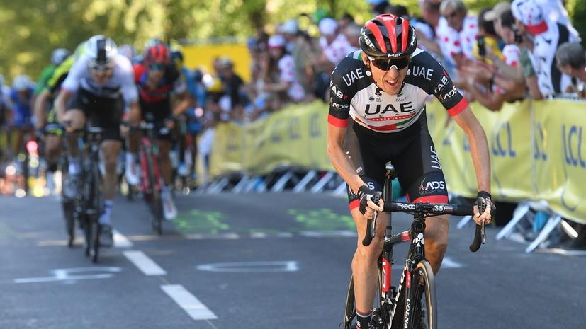 Ирландец Мартин стал победителем шестого этапа веломногодневки «Тур де Франс»