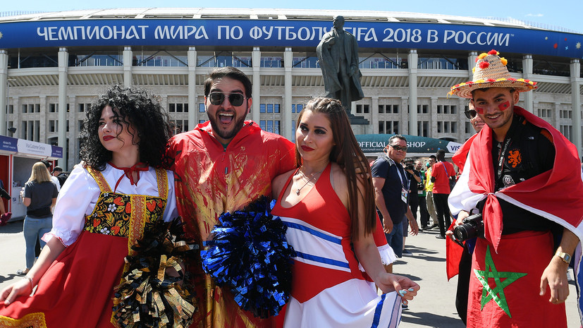 Как звёзды футбола оценили ЧМ-2018 и выступление хозяев мундиаля