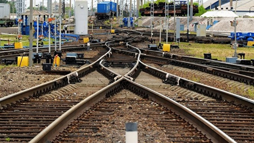 В Московском регионе планируют построить 263 км дополнительных железнодорожных путей