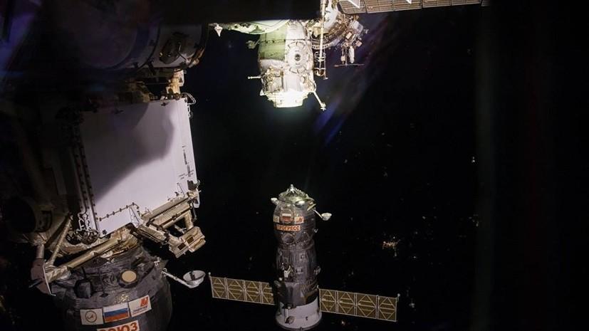 Путин назвал полёт «Прогресса МС-09» к МКС прорывным успехом