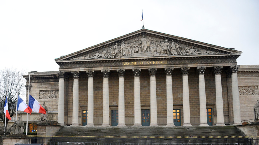 СМИ: Национальная ассамблея Франции исключила слово «раса» из Конституции страны