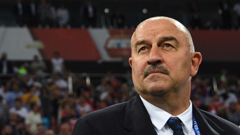 Черчесов высказался о перспективах развития футбола в России после ЧМ-2018