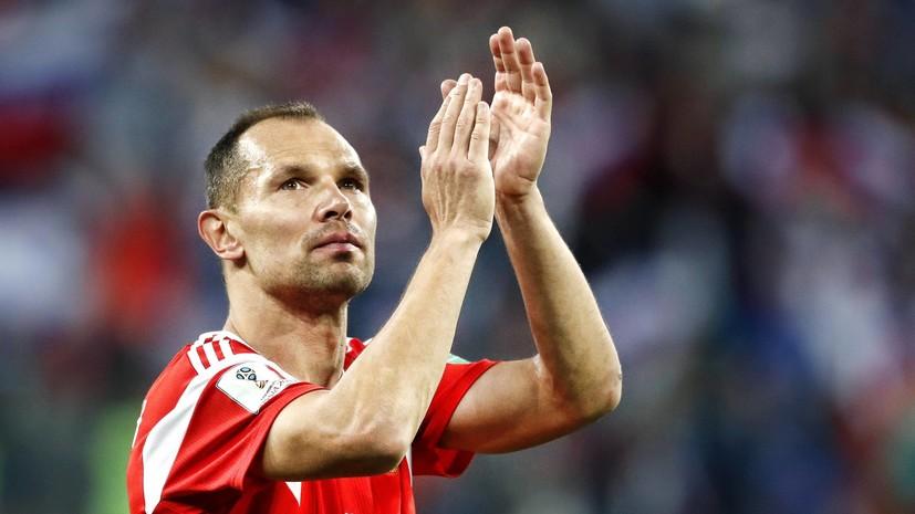 Черчесов ответил на вопрос о возможном приглашении Игнашевича в тренерский штаб сборной России
