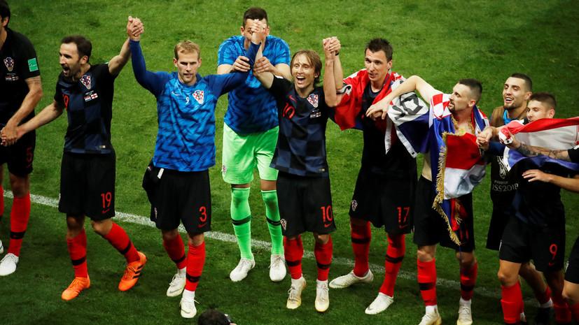 Глава УЕФА заявил, что не удивлён выходом двух европейских сборных в финал ЧМ-2018