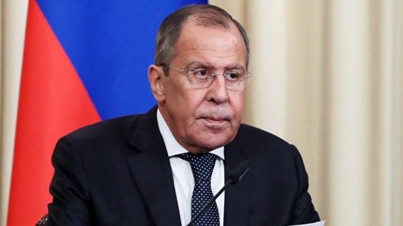 «Чистая идеология»: Лавров разъяснил, что размышляет о«демократическом газе» изсоедененных штатов