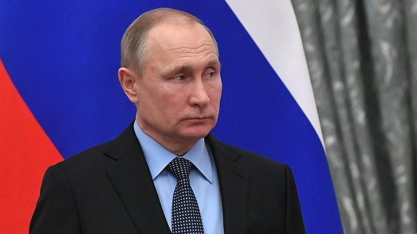 Путин встретится с президентом Судана