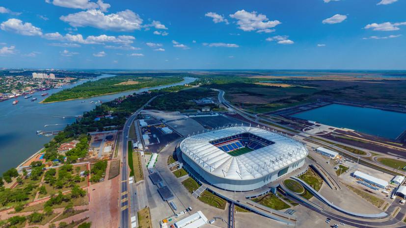 «Ростов-Арена» останется домашним стадиономФК «Ростов»