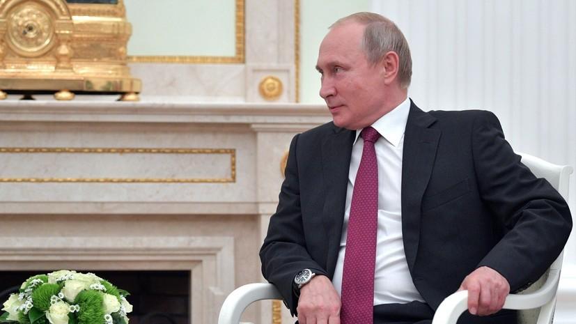 Путин 26—27 июля отправится в ЮАР для участия в саммите БРИКС