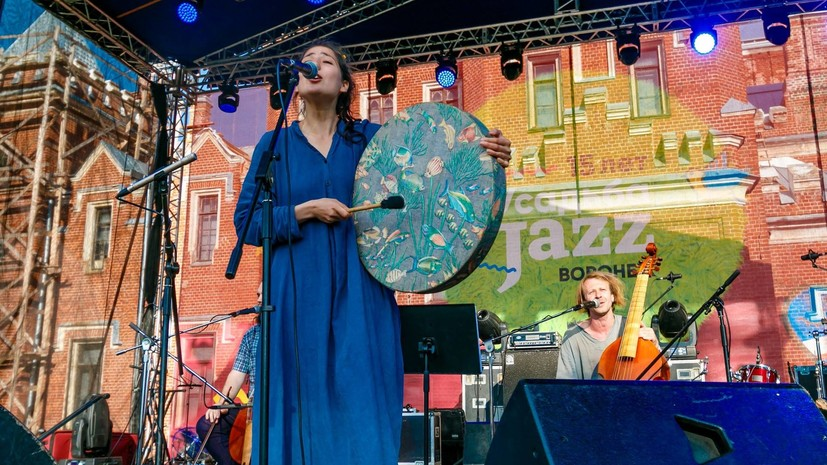 На фестивале «Усадьба Jazz» в Петербурге впервые появится детская сцена