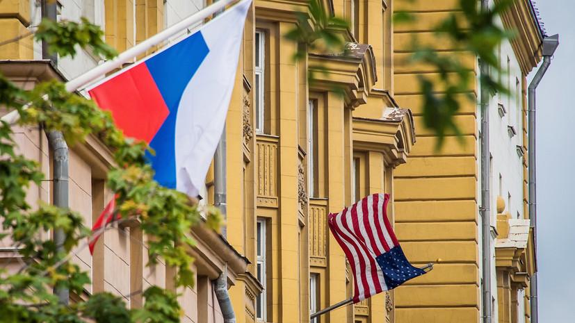 Ушаков рассказал о множестве общих интересов России и США