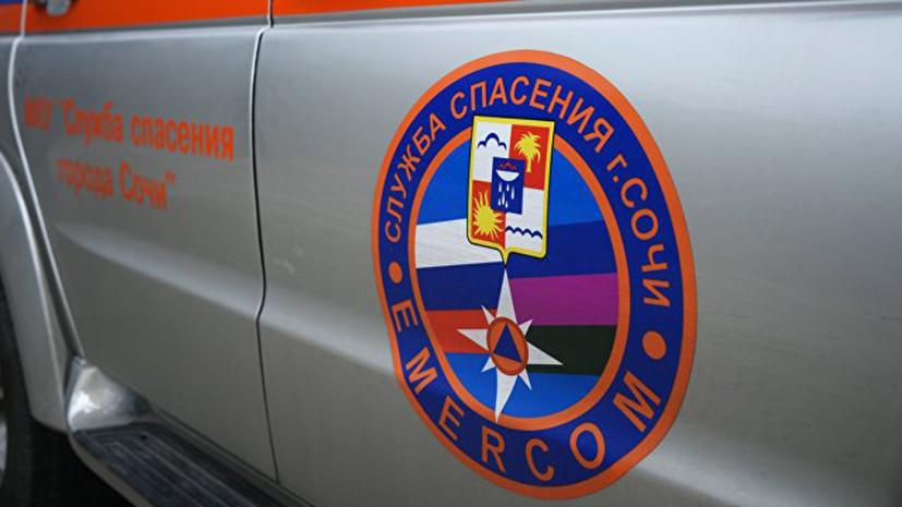 Найдено тело пропавшего в горах Сочи подростка