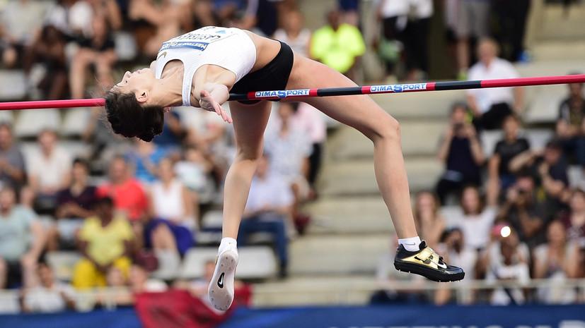 Россиянка Ласицкене впервые с 2016 года не смогла выиграть легкоатлетический турнир