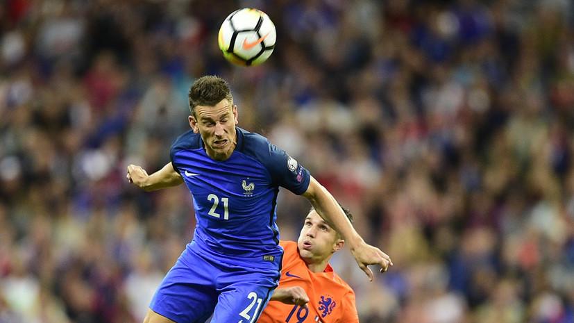 Травмированные игроки сборной Франции посетят финал ЧМ-2018 в составе делегации Макрона