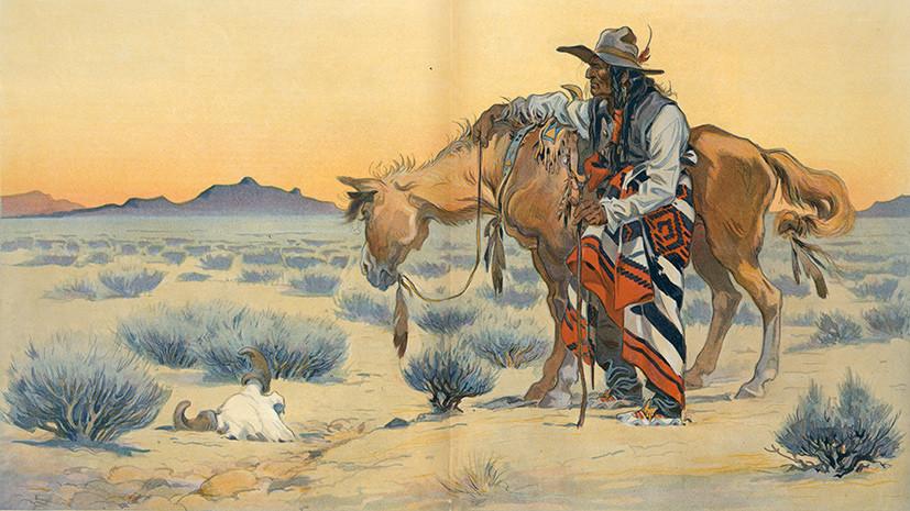 «Их не считали полноценными людьми»: почему власти США не позволили индейцам создать собственный штат