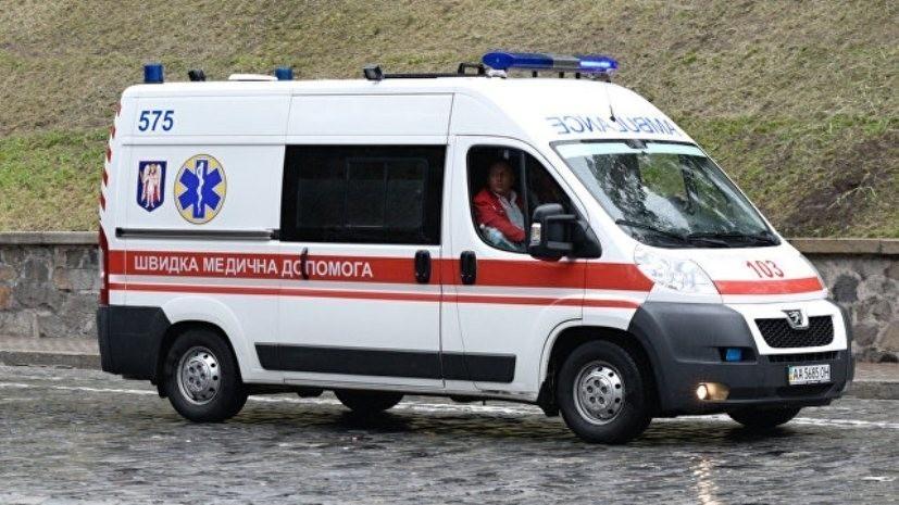 Четыре человека погибли в ДТП с автобусом и грузовиком на Украине