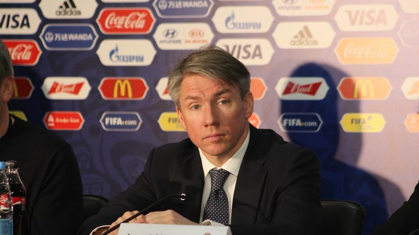 Сорокин рассказал об экономическом эффекте от ЧМ-2018 по футболу