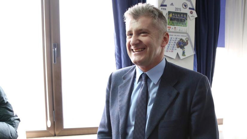 Шукер прокомментировал смену тренера сборной Хорватии за три тура до окончания отборочного этапа ЧМ-2018