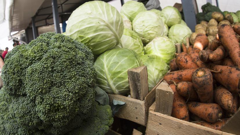 Россельхознадзор не допустил ввоз 61 тонны овощей из Средней Азии