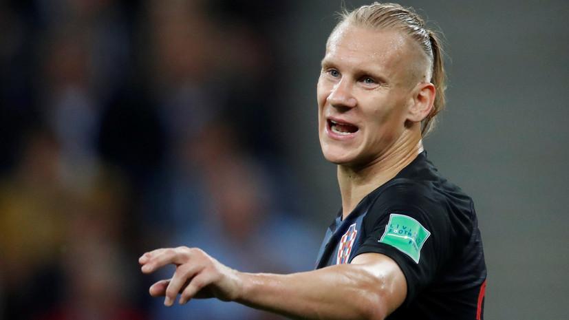 Хорватский футболист Вида избежал санкций ФИФА за второе видео с лозунгом «Слава Украине»