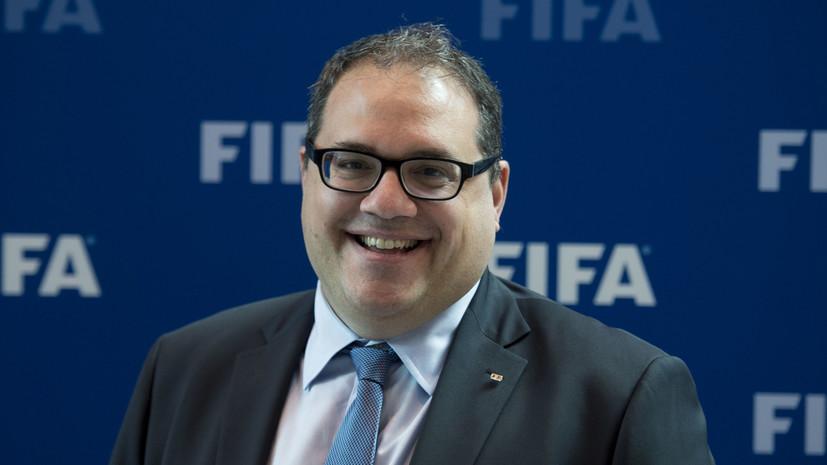 Глава КОНКАКАФ: нам нужен опыт России в вопросах организации ЧМ по футболу