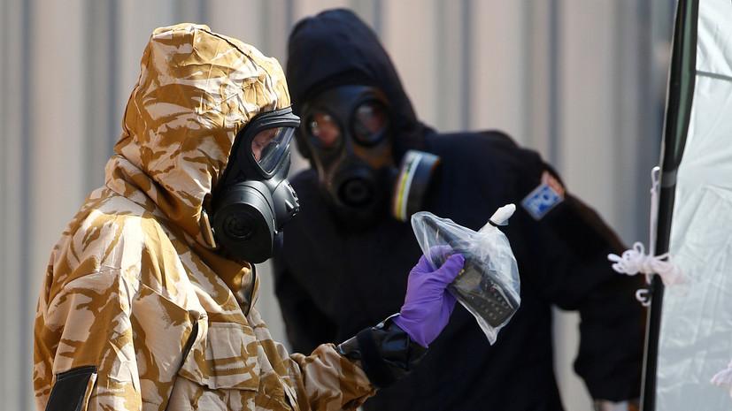 В посольстве России заявили о несоответствии исследования вещества из Эймсбери механизму КЗХО