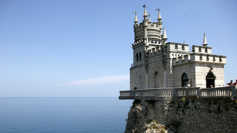 МЧС предупредило жителей Крыма о возможности схода селей 14—15 июля