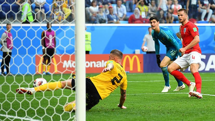 Видеообзор матча за третье место ЧМ-2018 по футболу Бельгия — Англия