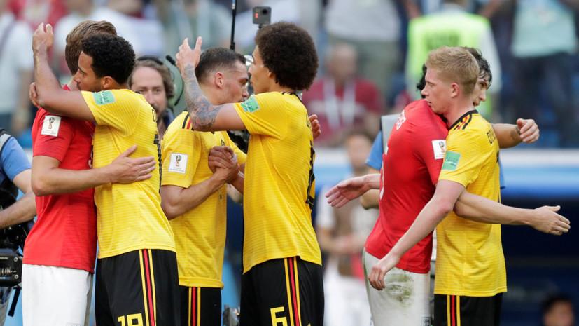 Первая бронза: Бельгия обыграла Англию в матче за третье место ЧМ-2018 по футболу