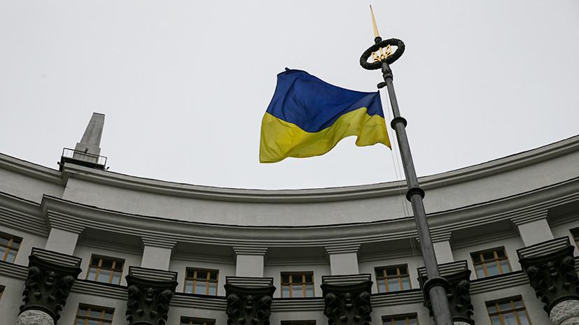 «Абсолютно не вредят»: на Украине заявили о неэффективности западных санкций против России