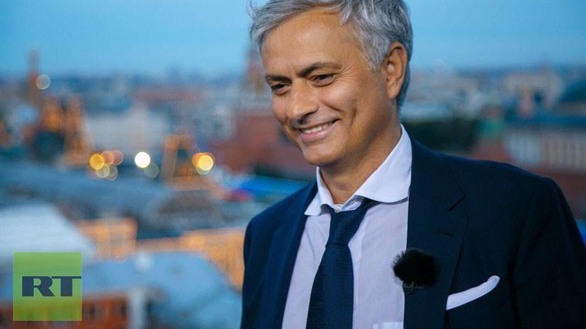 Моуринью назвал фаворита финала ЧМ-2018